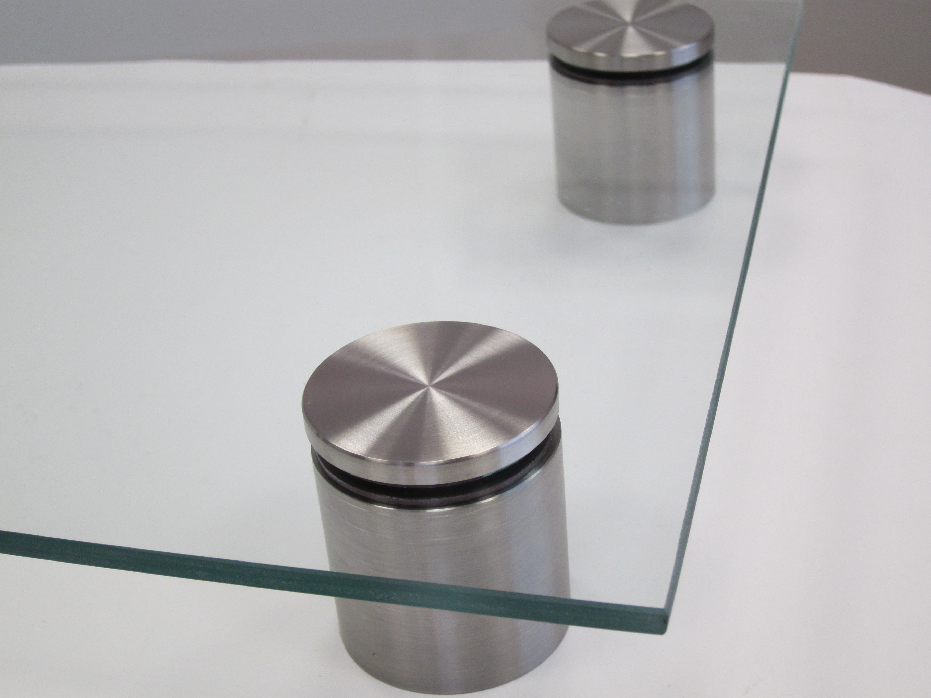 2 Inch Stainless Steel Glass Spacers How To Protect The