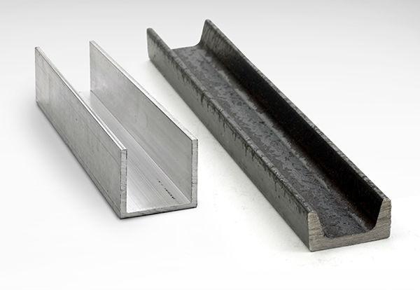 Aluminum plate vs bar