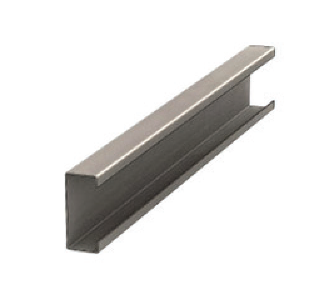 Monarch Metal C Channel with Lip