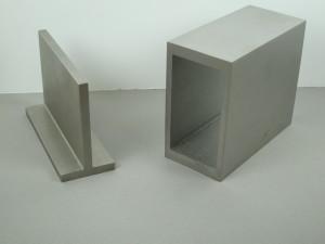 Sharp Corner Stainless Structurals