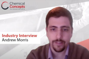 Industry Interview with Andrew Morris of Chemical Concepts
