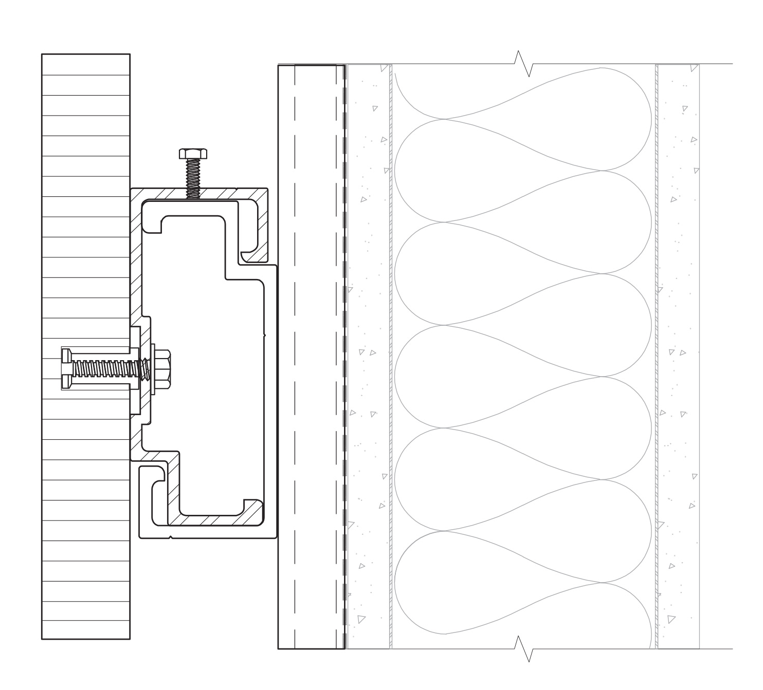 Monarch Z Clips - Honeycomb | Sandwich Panel Installation System