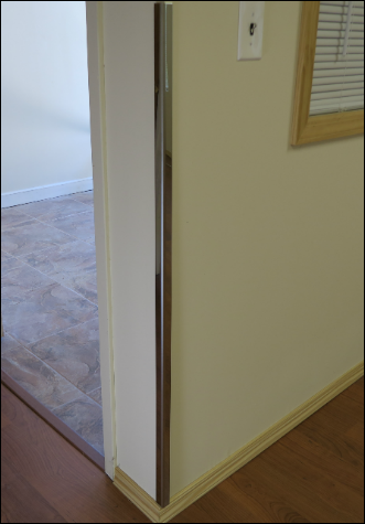 Stainless Steel Mirror Polished Corner Guard