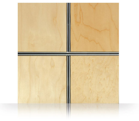 Monarch Metal Wall Panel System - Narrow Channel