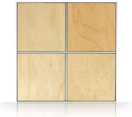 Monarch Metal Wall Panel System - Proud Reveal