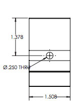 Monarch Metal Concealed Fastener System MFSTR-UCCLIP- ADJ