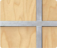 Monarch Metal Captured Wall Panel System