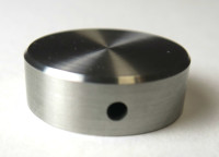 Stainless Steel Standoffs Security Caps No Stem